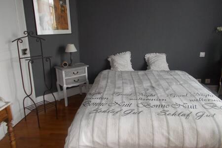 chambre d hote dans maison centre ville - Nevers - Talo