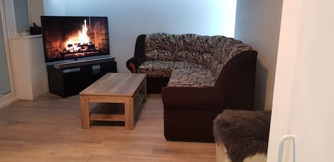 Private modern  room in Great Yarmouth center.