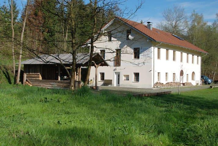 Ferienhaus Grubmühle Wohnung 1 - Schönberg - Lejlighed