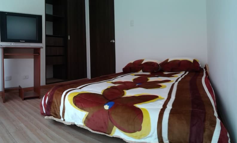 Amazing Bedroom comfortable, Hermoso apto Calera