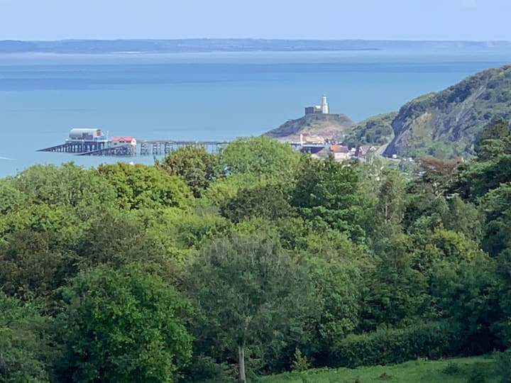 Stunning Mumbles views