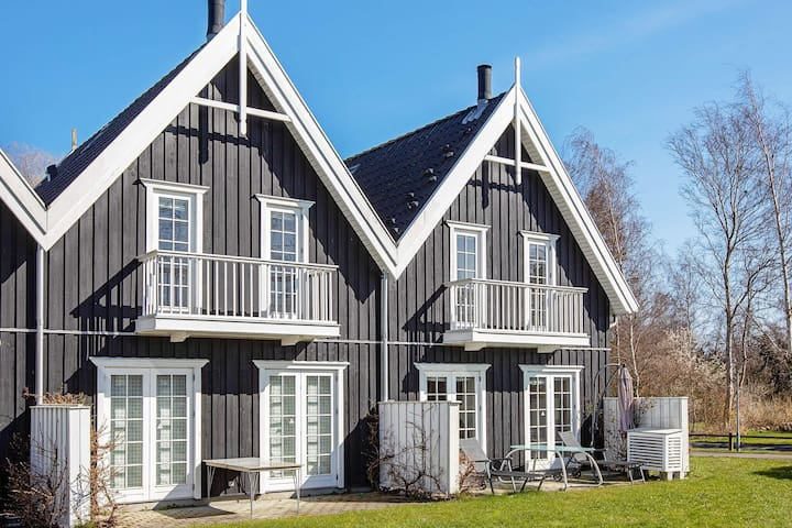4 star holiday home in Nykøbing Sj