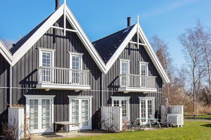 4 sterren vakantie huis in Nykøbing Sj