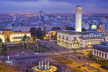 Chambre avec terrasse privée centre ville - Casablanca - Apartment