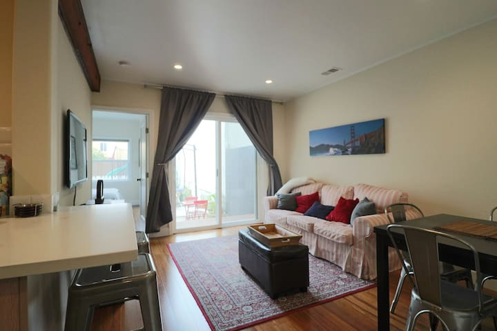 New 3BR/2BA - Inner Sunset,  A+ Location