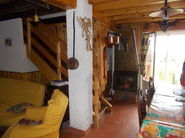 Loue gîte dans village de vacances - Saint-Pierre-de-Trivisy - Casa