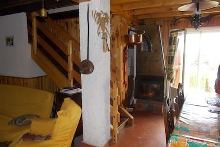 Loue gîte dans village de vacances - Saint-Pierre-de-Trivisy - Huis