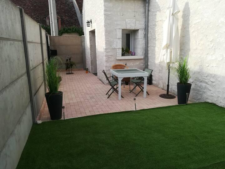 Studio  proche  d'Orléans et Châteaux De La Loire