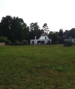 """Das Haus mit """"Pferdeblick"""""""