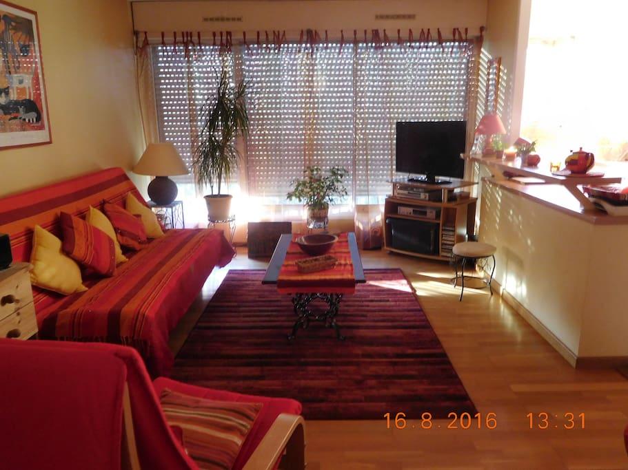 bel appartement 53m pr s de paris appartements louer pinay sous s nart le de france. Black Bedroom Furniture Sets. Home Design Ideas