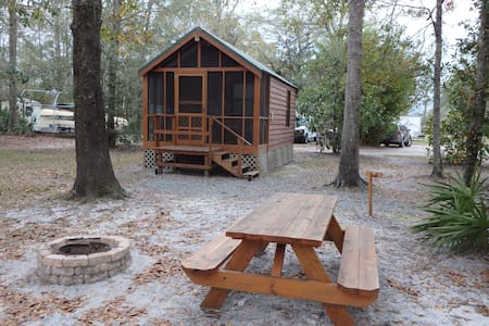 Okefenokee Pastimes Cabins & Campground