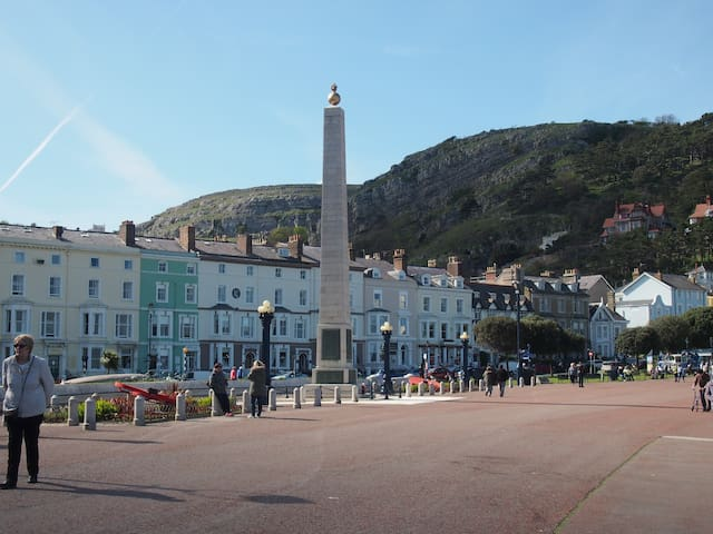 Modern ground floor apartment in Llandudno - Llandudno - Wohnung