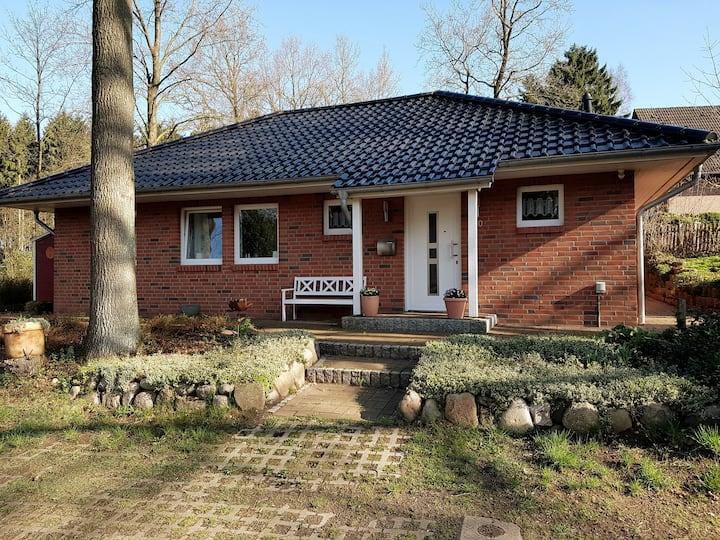 WITTENHÖGEN -Ferienhaus-Dibbersen bei Hamburg