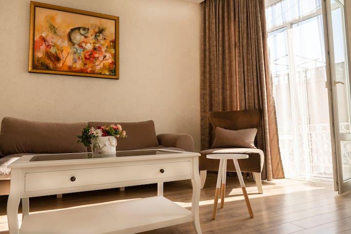 Vladimer's Apartment
