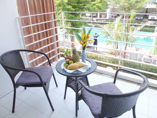Krabi Villa Pool Apartment - Tambon Ao Nang - Daire