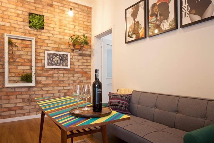 Szczecin Old Town Apartments - 2 Bedrooms - Deluxe