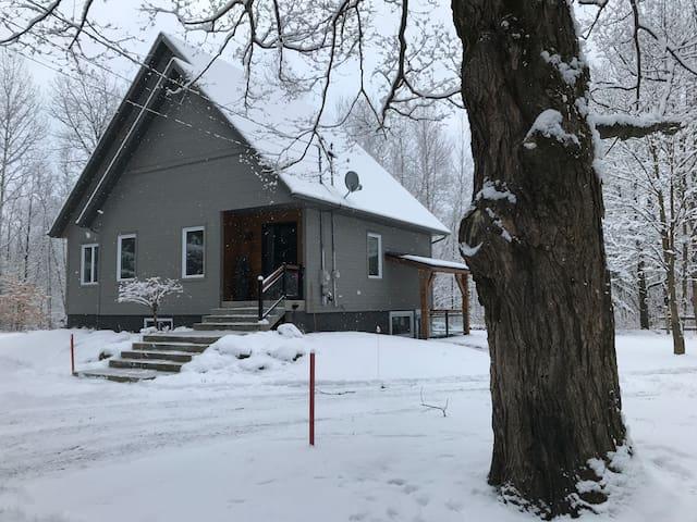 Idéal pour couple ; près du village, centre de ski