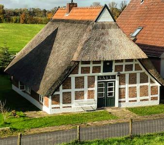 Ferienhaus am Weserstrand! - Elsfleth - บ้าน