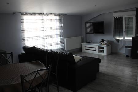 petit appartement tranquille et douillet