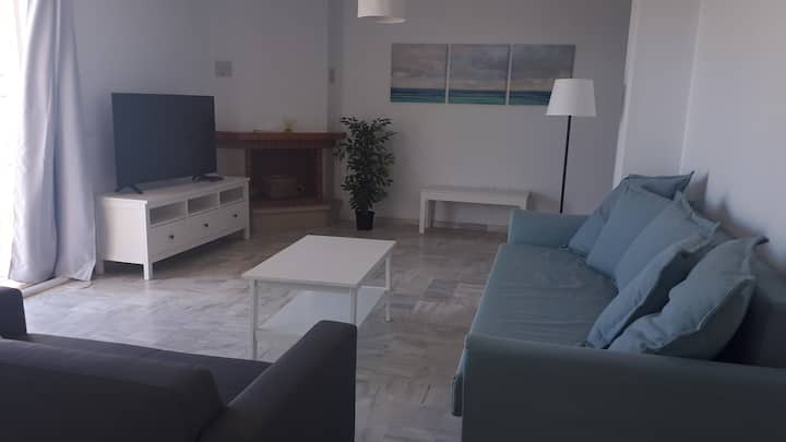apartment in COSTA DEL SOL, large terrace for 9pax