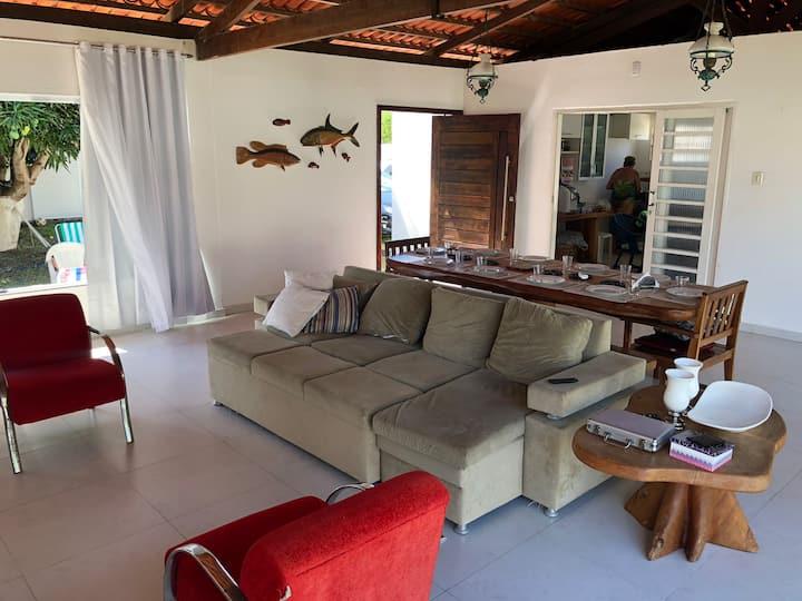 Casa de Praia Ilha de Itaparica - Cacha Prego