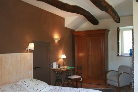"a spacious room in a "" beautiful longere"" - Landévant - Oda + Kahvaltı"