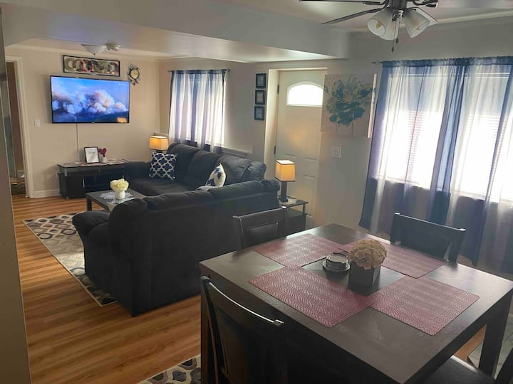 Your cozy home away from home in gorgeous Ithaca!