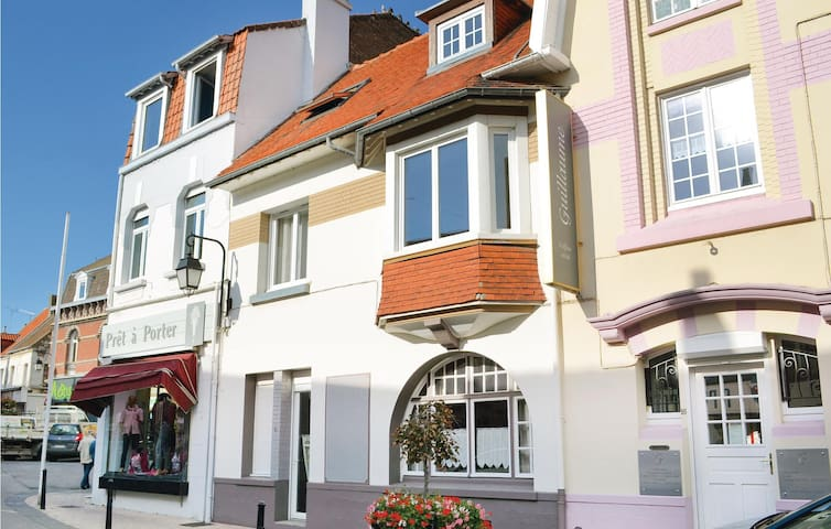 Holiday apartment with 1 bedroom on 65 m² in Etaples sur Mer