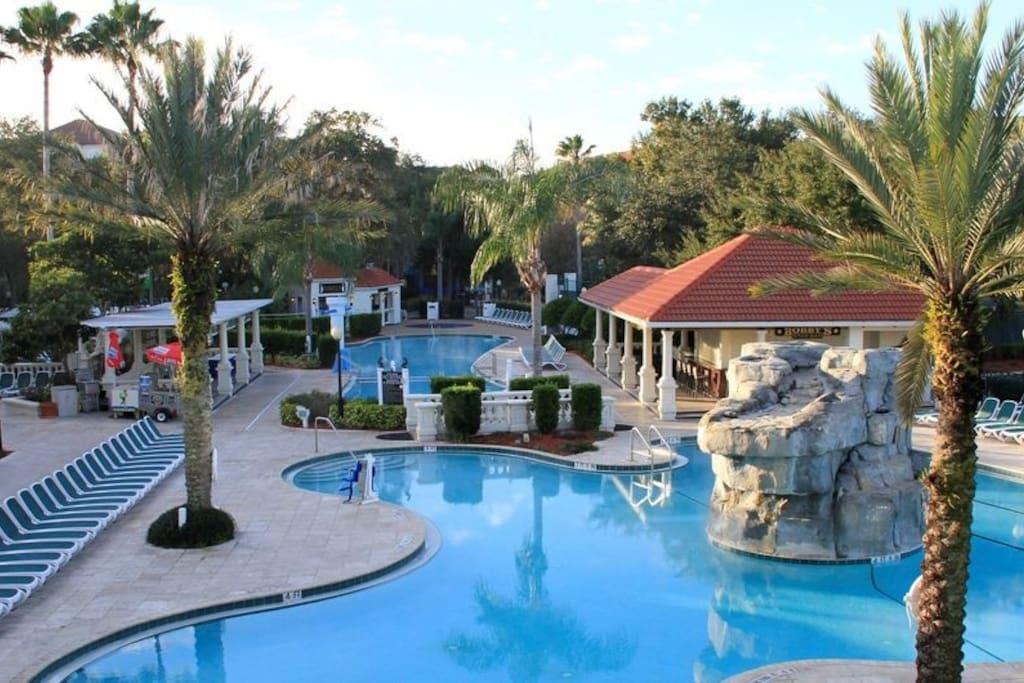 1 bedroom villa star island resort club villas for. Black Bedroom Furniture Sets. Home Design Ideas