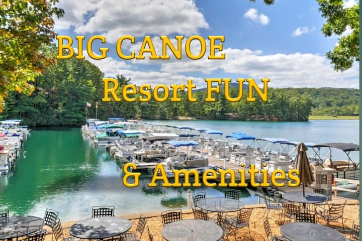 """REJUVENATE"" at Big Canoe Resort! ~SEASONS of JOY!"