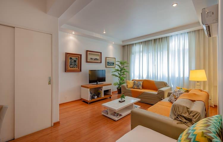 Tranquilo e Charmoso Apartamento