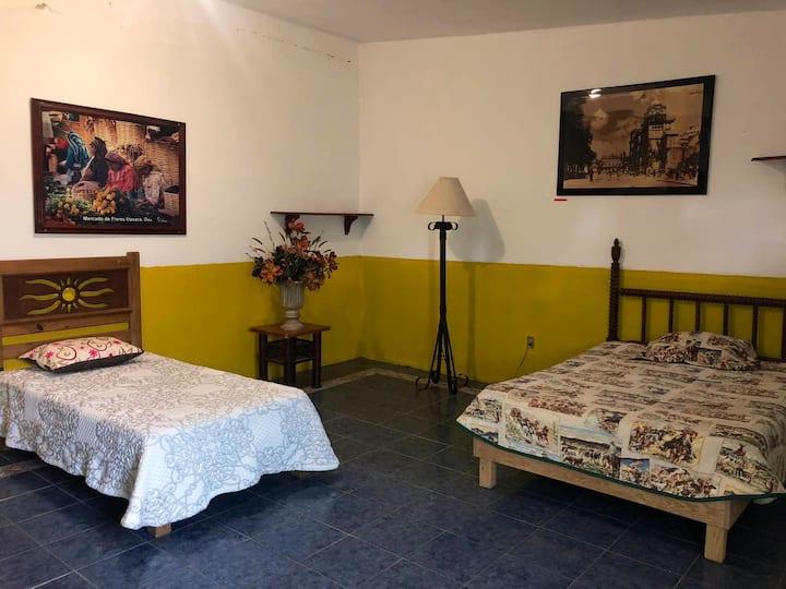 Casa Sophia Lachigolo Oaxaca