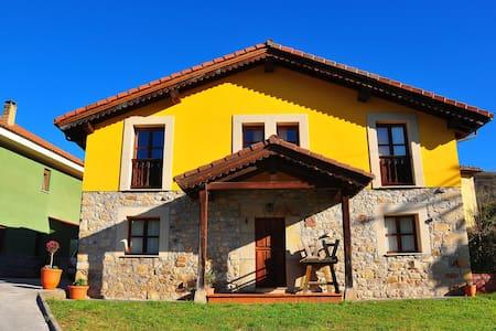 Casa Angel en los Picos de Europa - La Robellada - Dům