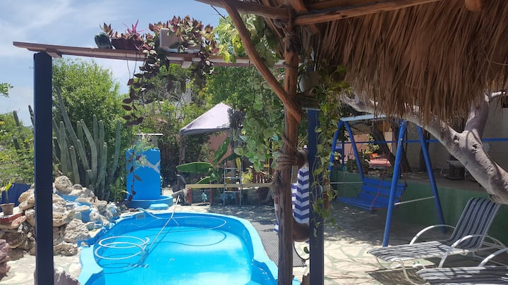 Villa Reve (Playa Tortuguilla)  Habitacion # 1