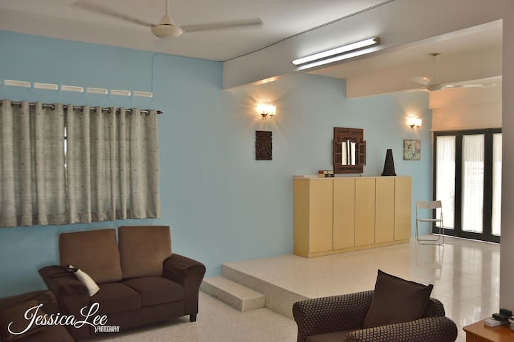 Spacious Newly Furnished Home - Ipoh - Haus