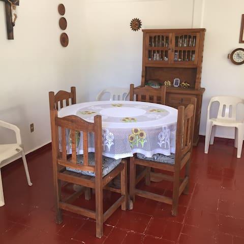 Casita de 2 habitaciones - Ixtapan de la Sal - Bungalow