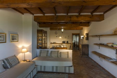 Casa vacanze le fornaci App Zi Toni - Laterina - Wohnung