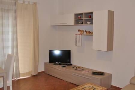 Солнечная квартира недалеко от Рима