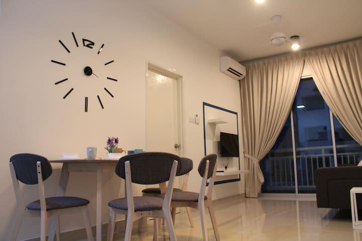 Awesome home in Johor Bahru! - Johor Bahru - Daire