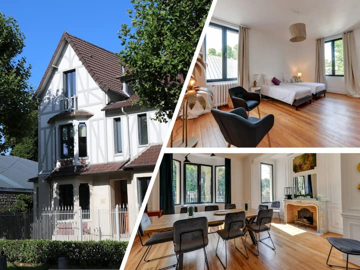 Cottage de la Forêt Chantilly Grand Standing 220 m²
