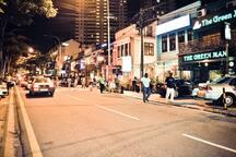 Changkat Bukit Bintang Nightlife(50m)