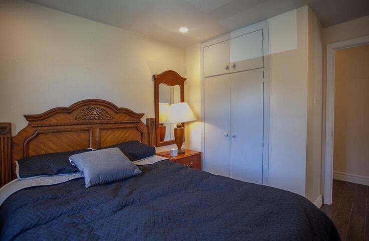 Third Bedroom full-bed size