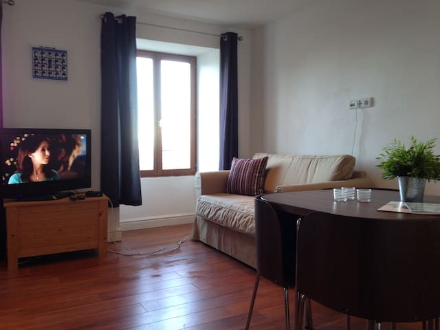 Spacious modern first floor apartment - Thollon-les-Mémises - Dom