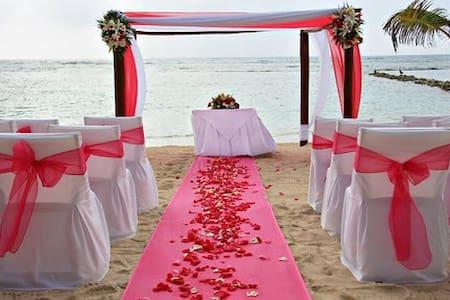 Tu boda de ensueño - Buenavista beachfront estate