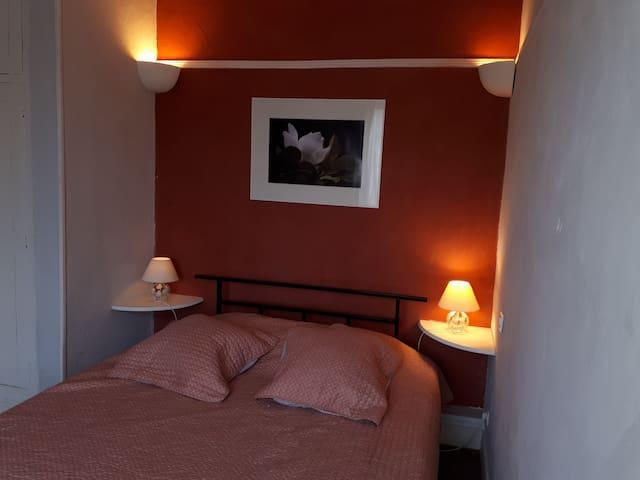 Les Santolines Chambre double