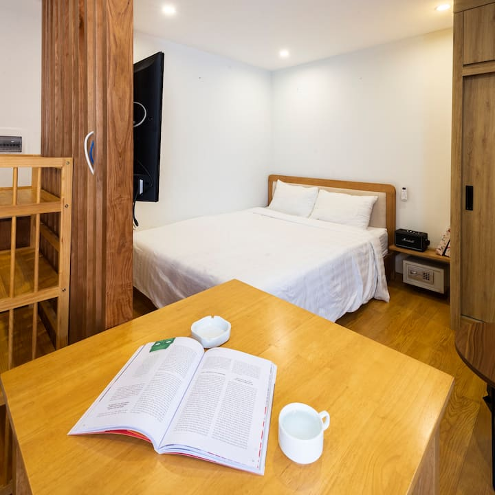 Cozy 1 Bedroom style Japanse on Linh Lang str #65