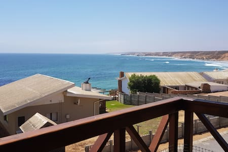 VINKNES stunning 180 dg sea view, close to beach.