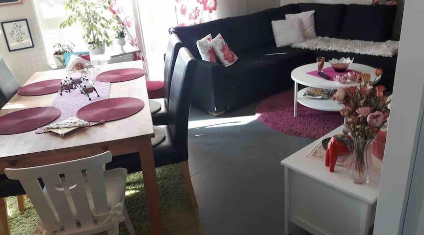 Apartment Ingrid Rättvik City, nära till allt!