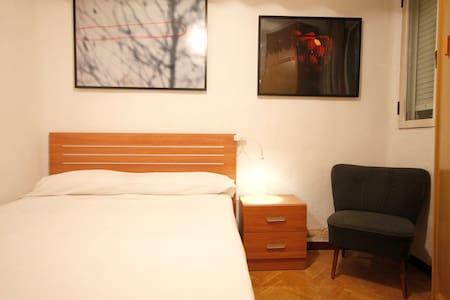 Habitación doble en Retiro / Atocha - Madrid