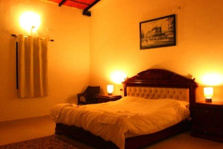King Room at Coorg